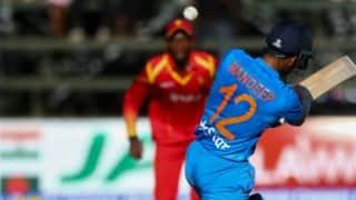 Quadrangular Series 2016: India A beat Australia A by 57 runs to clinch series