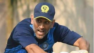 Dhoni's Jharkhand take on Vidarbha in Vijay Hazare Trophy quarter-final
