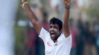Sri Lanka vs Australia, 2nd Test, Day 3: Dilruwan Perera's fifer restricts visitors to 133/7 at Lunch