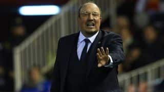 Rafa Benitez sacked by Real Madrid, Zinedine Zidane appointed as replacement