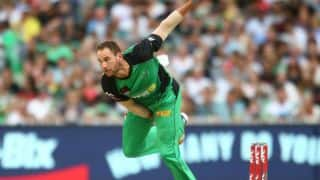 BBL 2017-18: John Hastings replaces David Hussey as Melbourne Stars captain