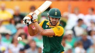NZ vs SA, semi-final 1: Rilee Rossouw dismissed for 39 by Corey Anderson