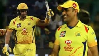 Shane Watson: I can't thank Stephen Fleming and MS Dhoni enough for their belief in me