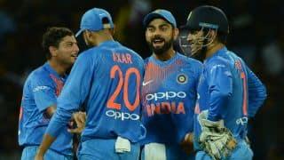 India vs Australia 2017-18: Mohammed Shami in, Ravichandran Ashwin, Ravindra Jadeja out for first 3 ODIs