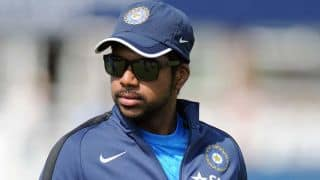 Varun Aaron ruled out of action due to injury during India-Sri Lanka 1st ODI