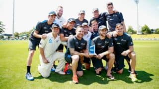 VIDEO: New Zealand players react following 2-0 Test series win over Sri Lanka
