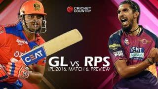 Rising Pune Supergiants vs Gujarat Lions 2016, Match 6 at Rajkot, Preview: The clash of new entrants