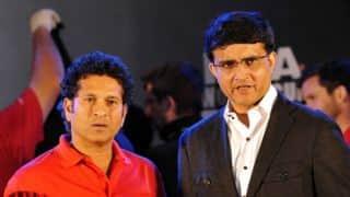 Tendulkar and Ganguly recall their playing days