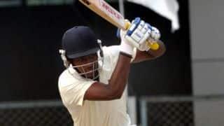 Ranji Trophy 2014-15: Sanju Samson double ton takes Kerala to 483