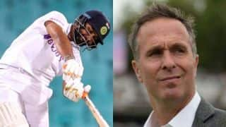 After Rishabh Pant Covid-19 case Michael Vaughan bats for change in isolation laws