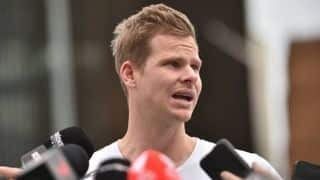 Steven Smith targeting IPL route to World Cup 2019