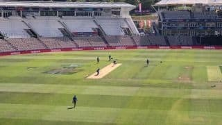 Cricket World Cup: Committed to South Africa's cause, Hashim Amla and Dale Steyn train hard at Ageas Bowl