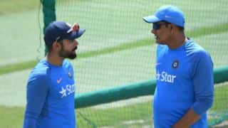 In modern-day cricket, head coach needs to yield to demands of group, insists R Sridhar