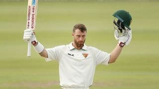 Tasmanians Matthew Wade, Alex Doolan in Test selection fray for India series