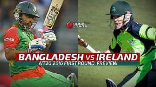 Bangladesh vs Ireland, Group A Round 1, T20 World Cup 2016, Match 8 at Dharamsala, Preview: Bangladesh eye Super 10