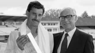Walter Hadlee: Grand Old Man of New Zealand Cricket