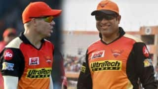 David Warner is someone who's a fighter: VVS Laxman