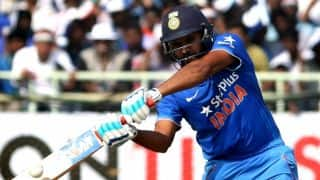 Rohit Sharma could be ruled out for 10-12 weeks following thigh injury