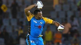 CPL 2018: Pollard maiden ton snaps St Lucia's losing streak