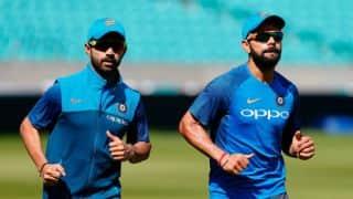 Rahane thanks Kohli and team management for giving opportunity to open innings