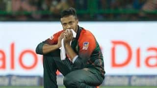 Shakib Al Hasan undergoes surgery for injured finger