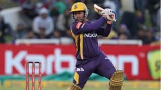 Debabrata Das slams third consecutive double-hundred in CAB First Division cricket