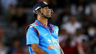 MS Dhoni regrets dropping Shikhar Dhawan and Suresh Raina