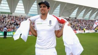VIDEO: Alastair Cook presents trophy during NatWest U13 National Club Championship Finals