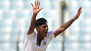 Bangladesh vs Zimbabwe:  Mustafizur Rahman's medical report is normal, may take part in 1st Test, says team physio