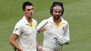 Pat Cummins frustrates India in Australia's chase of 399