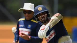 Sri Lanka prepared with a focused attitude: Dinesh Chandimal