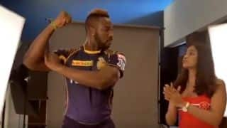 "Watch Andre Russell reveal the best dancer from KKR camp, bowler he is ""scared of"" and more"