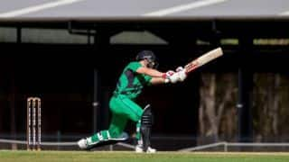David Warner score 93 runs against Desert Blaze in NT strike league