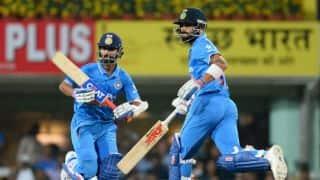 India vs West Indies, 2nd ODI: Virat Kohli praises Ajinkya Rahane, Kuldeep Yadav post victory