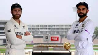 India vs New Zealand WTC Final, Live Streaming, Day 1