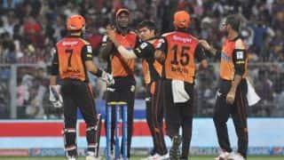 Chennai Supers Kings vs Sunrisers Hyderabad, Live Cricket Score, IPL 2015: Match 4 at Chennai