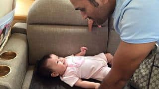 When Suresh Raina gave MS Dhoni news of his daughter Ziva's birth during ICC World Cup 2015
