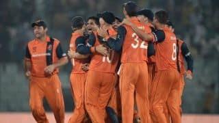 डेब्यू वनडे में नेपाल को नीदरलैंडस ने 55 रन से हराया
