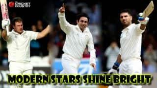 Yuvraj, Finch, Ajmal shine in clash of legends