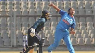Shikha Pandey credits India women's coach WV Raman for improving technical issues