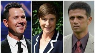 Rahul Dravid, Ricky Ponting, Claire Taylor inducted into ICC Cricket Hall of Fame