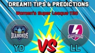 Dream11 Team Yorkshire Diamonds vs Loughborough Lightning, Women's Super League T20– Cricket Prediction Tips For Today's match YD vs LL at Leeds