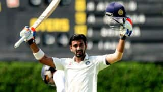 KL Rahul regrets missing out on the Test that gave India No. 1 status