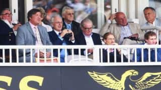For Jeffrey Archer cricket was no Matter of Honour : Baron Archer tripped over Lord Ted
