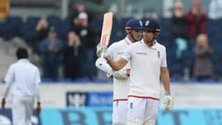 England win 2nd Test by 9 wickets, clinch series
