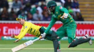 PAK vs SA, CT 2017, Match 7 Highlights: Proteas' different outfit, PAK's spirited efforts & other moments