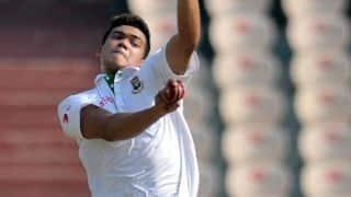 One-off Test: Shakib Al Hasan named Bangladesh skipper, Taskin Ahmed makes a comeback