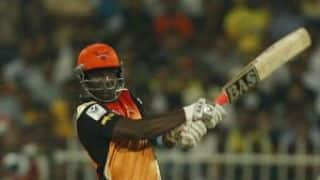 Sunrisers Hyderabad will get better as tournament progresses: Darren Sammy