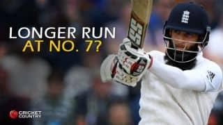 Should England give Moeen Ali a longer run at No. 7?