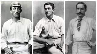 Lobsters in Cricket, Part 23: Palairet, Fry, Stoddart, MacLaren — a clutch of famous names, minor lob bowlers & incidents